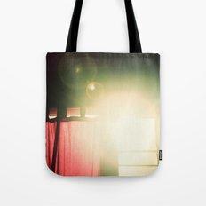 Morning Cigarette Tote Bag