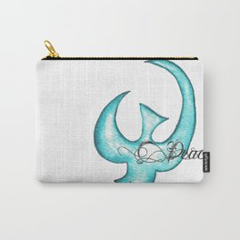 Dove Peace  Carry-All Pouch