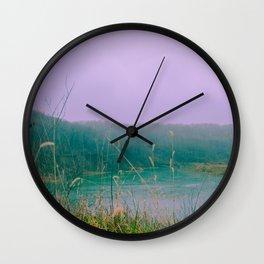 Earth II Wall Clock