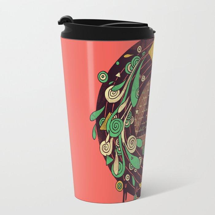 Subliminal Travel Mug