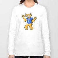kentucky Long Sleeve T-shirts featuring Kentucky by jublin