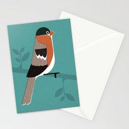 Raitán (Asturian Robin) Stationery Cards