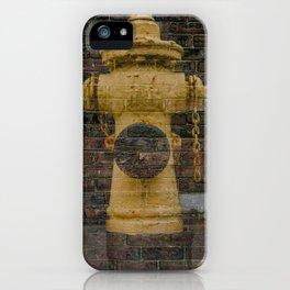 Brick Hydrant iPhone Case