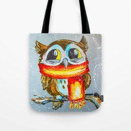 OOH... SO COLD ! Tote Bag