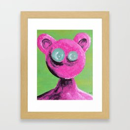 MugShot Framed Art Print
