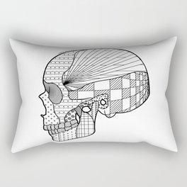 Tweny One Pilots Skull (REDUX) Rectangular Pillow