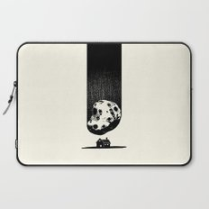 Trouble At Home Laptop Sleeve