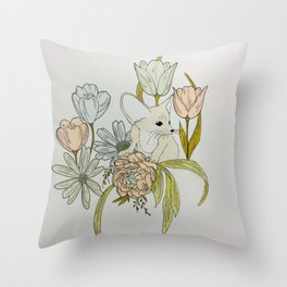 Today is the Day Everything Changes Throw Pillow