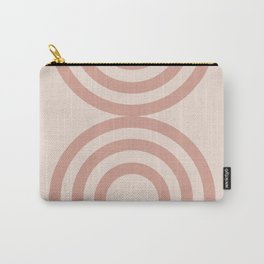 Abstract  Mid Century Modern art Carry-All Pouch