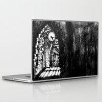 chelsea Laptop & iPad Skins featuring Chelsea Market by Julian Tavormina