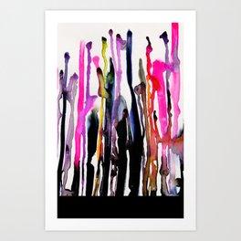 Openness Art Print