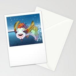 Flying Bahamut Stationery Cards