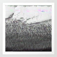 08-04-32 (.BMP Glitch) Art Print