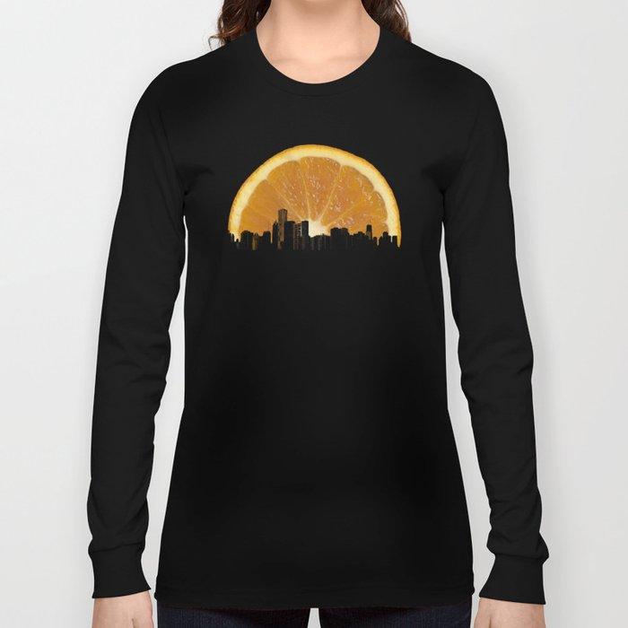 Sun Juice Long Sleeve T-shirt