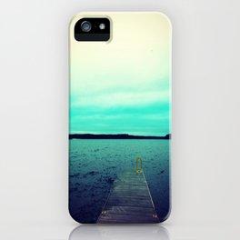 Dockside iPhone Case