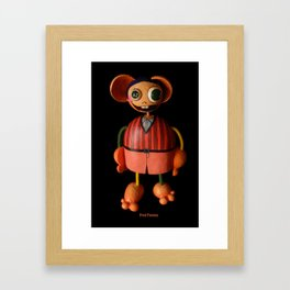 Fred Favolas Framed Art Print