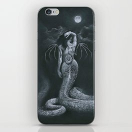 Serpentine iPhone Skin