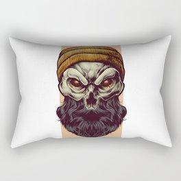 Bonehead Rectangular Pillow