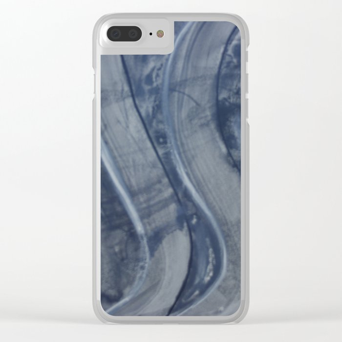 Experimental Line Clear iPhone Case