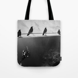 IN SEARCH OF... Tote Bag