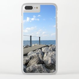 Path to Water Clear iPhone Case