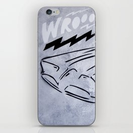 Batmobile iPhone Skin