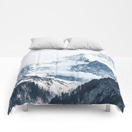 Mountains 2 Comforters