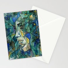 I Follow Rivers Stationery Cards