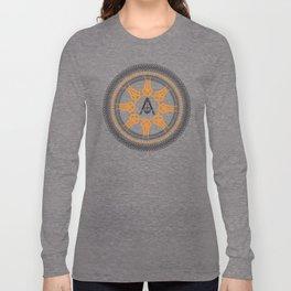 Andrynov mandala 1 Long Sleeve T-shirt