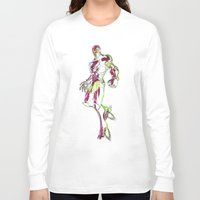 ironman Long Sleeve T-shirts featuring Ironman by DmDan