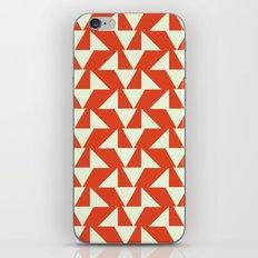 Orange summer iPhone & iPod Skin