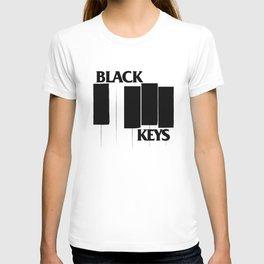 The Black Piano Keys T-shirt