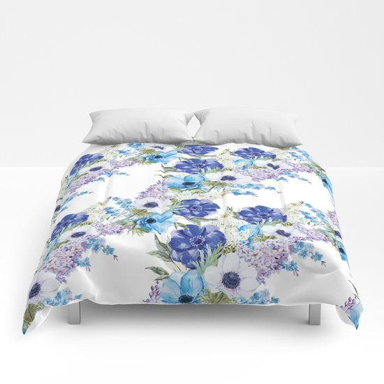 Spring in the air #9 Comforters