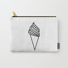 CONE / pattern pattern Carry-All Pouch