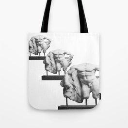 W. Lysippos  Tote Bag