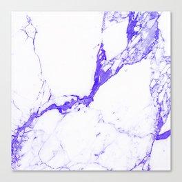 ultra violet Canvas Print