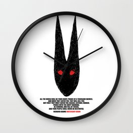 Watership Down Wall Clock