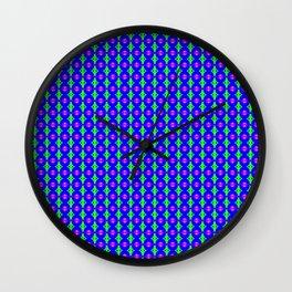 Pattern 4020 Wall Clock