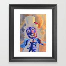 Be My Umbrella Framed Art Print