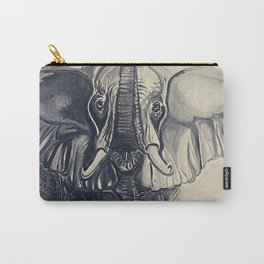 Trunks Up Carry-All Pouch
