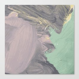 Storming Pastel Canvas Print