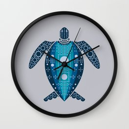 Leatherback Sea Turtle Wall Clock