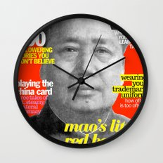 COSMARXPOLITAN, Issue 9 Wall Clock