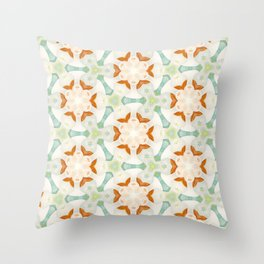Holle Grail Throw Pillow