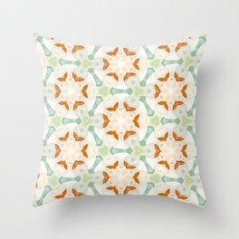 Holle Grail Throw Pillow