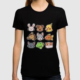 Pet Faces T-shirt