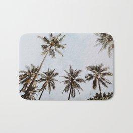 palm trees xiv / chiang mai, thailand Bath Mat