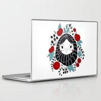 carpe diem Laptop & iPad Skins featuring Carpe diem by martuka