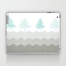 Trees {The Boring Afternoon Design Series} Laptop & iPad Skin