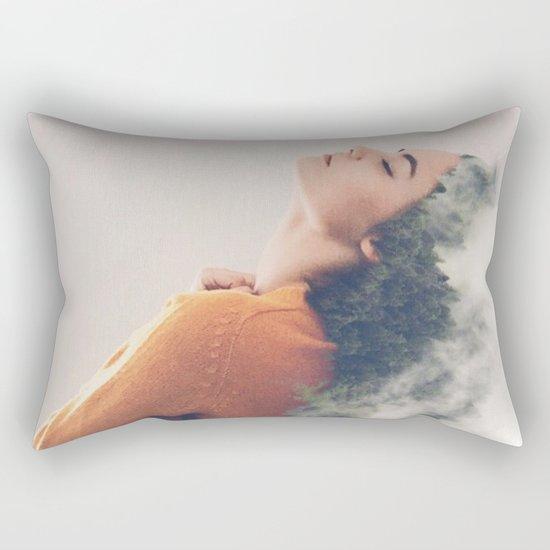 It consumes me Rectangular Pillow